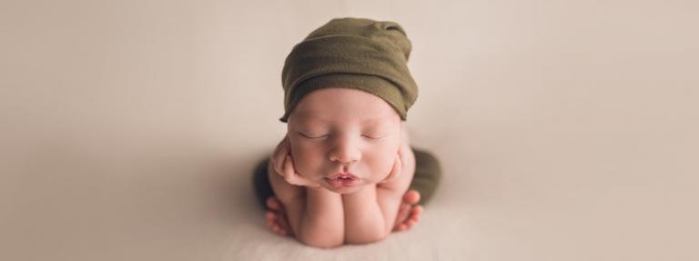 St. Paul Minnesota Newborn Photographer